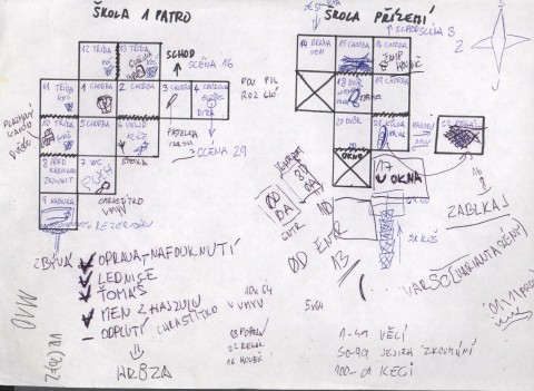 Mapa hry Rande část 2